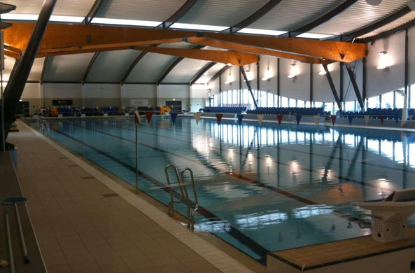 College university university college london swimming pool for Swimming pools in london ontario